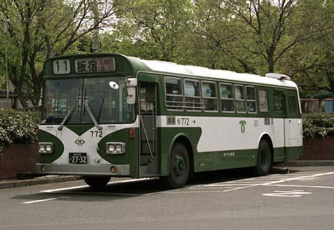 神戸 市バス 75 系統
